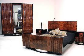 Schlafzimmer Schrank Nussbaum Art Deco Schlafzimmer U2013 Artdeco Depot