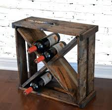 Wood Storage Rack Woodworking Plans by Build Wood Wine Rack Plans Dumpster Furniture Junk Left Curbside