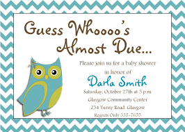 template free baby shower invitations