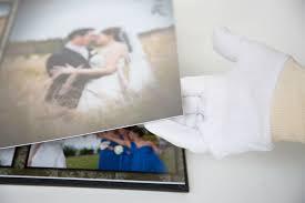 Professional Wedding Album Gold Coast Wedding Photography 20x40cm Wedding Album