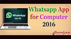 how to install whatsapp on pc without bluestacks or youwave 2016
