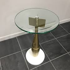 martini table airplane engine crankshaft martini glass side table aviation art