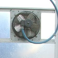 ventilation fans for greenhouses automatic fan ventilation systems turner greenhouses