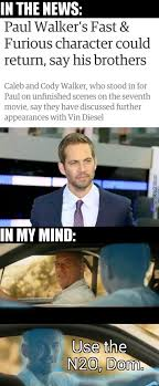 Walker Meme - paul walker memes best collection of funny paul walker pictures