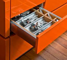 Organize Kitchen Drawers Kitchen Drawers Offer Well Organized Storage Furniture And