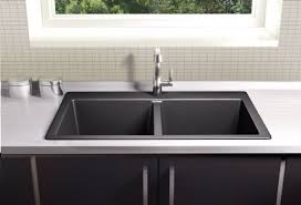 Kitchen Sink Top by How To Choose A Kitchen Sink Part Ii Abode