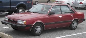 red subaru sedan file subaru loyale sedan jpg wikimedia commons