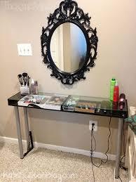 Diy Makeup Vanity Chair Best 25 Makeup Vanity Set Ideas On Pinterest Makeup Vanity