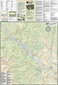 Cascade Mountains Map Methow Valley Wa Trail Map Washington Adventure Maps