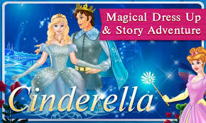 cinderella dress up u0026 story android apps on google play