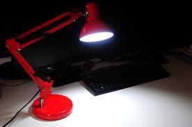 Red Desk Light Angle Desk Lamp U0026 Led Gu10 240v Red 5w Mr Resistor Lighting