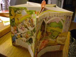 thumbelina pop up childrens book carousel book hangs as a mobile