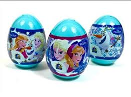 easter eggs surprises 3 disney frozen eggs with