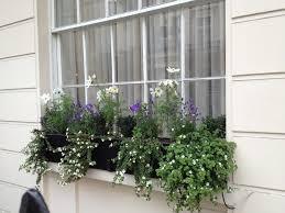 Faux Outdoor Bushes Artificial Lavender Window Box Google Search Artificial Window