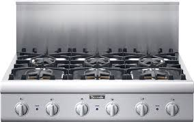 Blue Star Gas Cooktop 36 Pcg366g Thermador Professional 36
