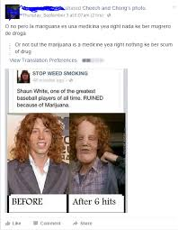 Shaun White Meme - it s not just a gateway drug anymore facepalm