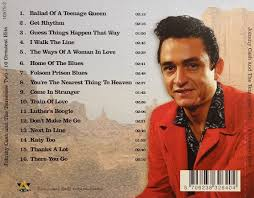 cd album johnny and the tennessee two 16 greatest hits