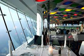Interior Of Burj Al Arab An Interior View Of The Burj Al Arab Dubai Uae Stock Photo Getty