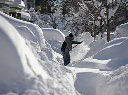 Worst Snowstorms In History Link Between Global Warming And Snowstorms Business Insider