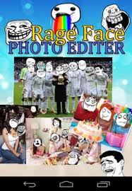 Meme Face Picture Editor - download rage face photo editor android app install free playslack