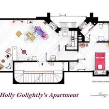 detailed floor plans reveal apartment layouts of fictional new