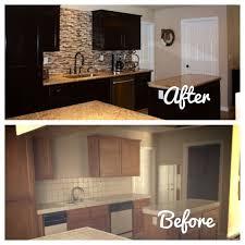 10 diy kitchen timeless design ideas 6 stained kitchen cabinets