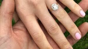 ring engaged worsham is engaged to kristen korzenowski see ring