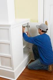 Old Kitchen Cabinet Hinges How To Change The Hinge Style On Kitchen Cabinets From Exposed