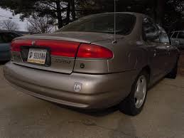 curbside classic 1996 mercury mystique u2013 no good deed goes unpunished