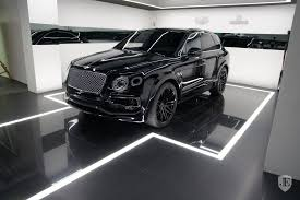bentley all black 2016 bentley bentayga in effretikon switzerland for sale on