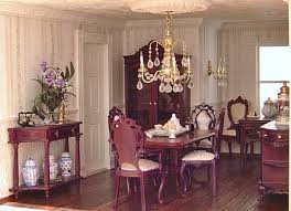 Dollhouse Dining Room Furniture 100 Best Scale Furniture Dining Room Images On Pinterest Doll