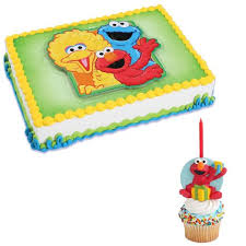 elmo cake topper buy sesame cake topper puzzle and elmo candle in cheap