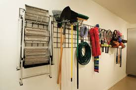 step into spring with an organized garage