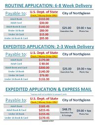 passports northglenn web site