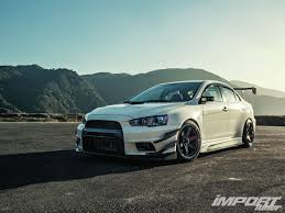 evo 10 2010 mitsubishi lancer evolution x mr import tuner magazine