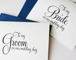 Wedding Gift To Wife Wedding Card To Your Bride Or Groom On Your Our Wedding Day