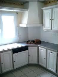 comment repeindre sa cuisine en bois repeindre une cuisine en bois repeindre une cuisine en chene vernis