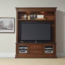Home Entertainment Furniture Hooker Furniture Home Entertainment Clermont Two Piece