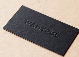 embossed business cards inspiration cardfaves