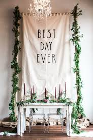 wedding reception best 25 reception backdrop ideas on diy wedding wall