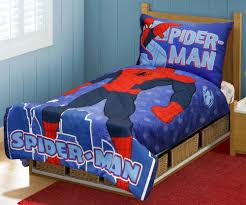 Spiderman Comforter Set Full Spider Man You Are Spider Man 4 Piece Toddler Bedding Set