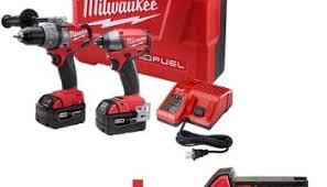amazon milwaukee m18 black friday deals milwaukee m18 fuel brushless combo kit with free bonus tool or