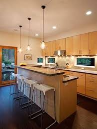 Maple Cabinet Kitchen Maple Kitchen Cabinets With Dark Wood Floors Dark Countertops