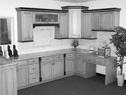 straight l shaped kitchen layout with island for hangover bar most