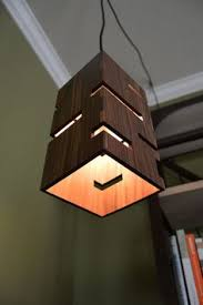 Pendant Light Dubai by Lighting Design Wood Pendant Light With Micro Led Commercial
