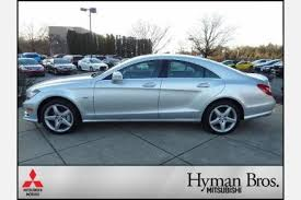 mercedes of richmond va used mercedes cls class for sale in richmond va edmunds