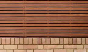 Wooden Trellis Panels Contemporary Painted Slatted Panels The Garden Trellis Company