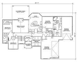 Impressive Design Rambler Floor Plans Rambler House Floor Plans Esprit Home Plan
