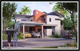 Simple Two Storey House Design by Simple Two Storey House Design Philippines House Plans 19398
