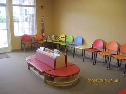 kathleen ennabi pediatrics affordable and colorful waiting room